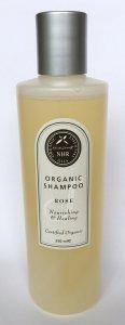 Shampoing aromathérapie Bio à la Rose Bio (250ml) by NHR Organic Oils