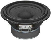 Monacor SPM-116/8 Hi-Fi Bass-Midrange Speaker (80 WMAX, 40 WRMS, 8 Ohm)