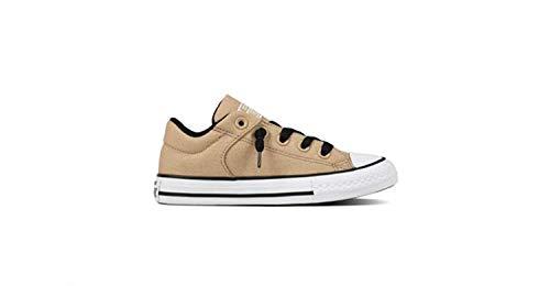 Converse Chuck Taylor All Star Hi Street Slip Fashion Sneakers Vintage Khaki Size 11 Little Kid Converse Vintage Slip