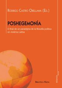 Poshegemonía: El final de un paradigma de la filosofía política en América Latina (Nova Novarum) por Rodrigo Castro Orellana