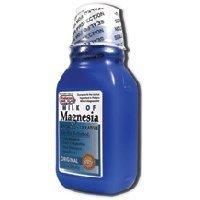 Preffered - Du Lait De Magnésie Liquide Régulier (Generic Phillips M. O. M) - 16 Oz
