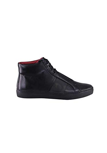 BOSS Hugo Herren Sneaker Futurism_Slon_Naelc schwarz (15) 41 (Hugo Boss Schuhe Herren Schwarz)