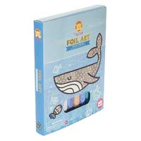 Foil Art for Kids . Ocean Sea Themed Craft Gifts for Boys aged 5 years