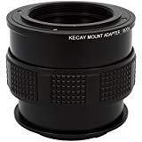 KECAY® Macro Focusing Helicoid, Objektiv Mount Adapter Ring Objektiv Adapterringe für M42 (42mm) Screw Mount Objektiv auf Sony NEX E-mount Mirrorless Kamera