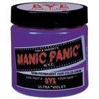 Manic Panic High Voltage Classic Cream Formula Colour Hair Dye (Ultra Violet)