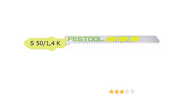 Festool Stichsägeblatt S  75//4 FSG  5X 499476