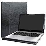 """Alapmk Spécialement Conçu Protection Housses pour 15.6"""" HP EliteBook 850 G5 & HP EliteBook 755 G5 & HP ZBook 15u G5 Series Portable,Noir"""
