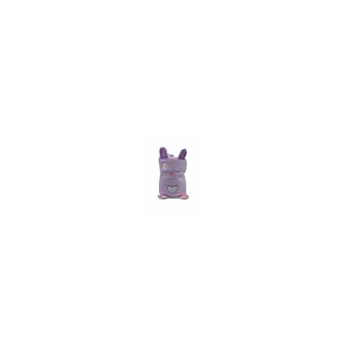 pirulos 86211331–Spielzeug, Mikrofaser Decke 80x 90, Picknick, Farbe Lila