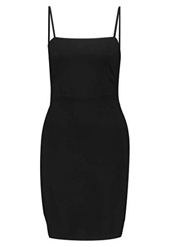 Even&Odd Etuikleid Damen - Partykleid aus Jersey - Elegantes Minikleid in Schwarz, S