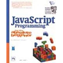 Javascript Programming for the Absolute Beginner - Absolute Beginners S. [Paperback]