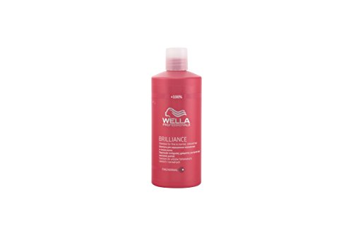 WELLA Brilliance Shampoo Fine/Normal Hair 500 ml, 1 Stück