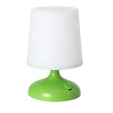 Solar Powered Lampe de bureau Table en pot de chambre à Protection des Yeux Nuit LED ,16,5*11cm