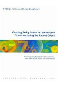 Creating Policy Space in Low-Income Countries During the Recent Crises