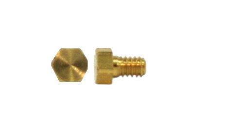 SDU 751276 Modellbauschraube GHW 4000 GHW4000 M0,8x2-Messing 50 Stück