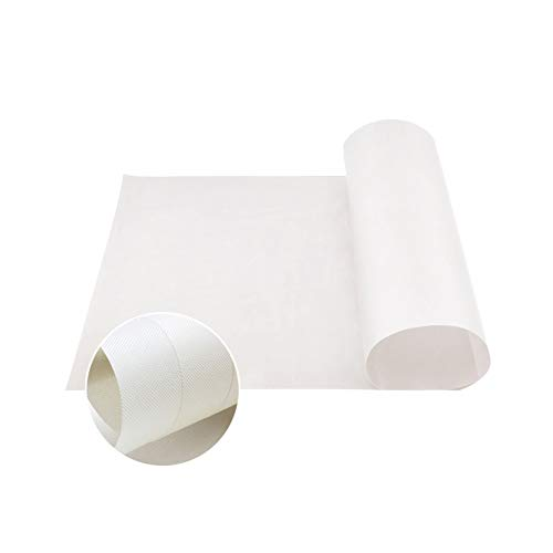 Gtagain Backunterlage Backpapier - Backfolie Backmatte Grillmatte Wiederverwendbar Antihaftbeschichtete Hitzebeständig Handwerk Matte 2 Stück