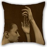 Cushion Covers 20 X 20 Inches / 50 By 50 Cm(each Side) Nice Choice For Car Seat,father,family,father,teens Girls,bar Oil Painting Alfred Stieglitz - Georgia O'Keeffe