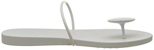 Ipanema Damen Philippe Starck Thing U Ii Fem Zehentrenner Blanc (White/White)