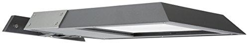Albert 620310 außenwand Spot, aluminium, Integrated, noir