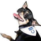 Mirage NFL Indianapolis Colts Hundehalsband Bandana (Nfl Pet Bandana)