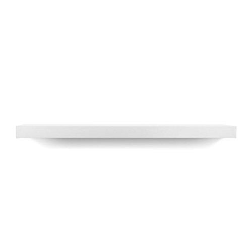 Paris Prix - Temahome - étagère Murale balda 90cm Blanc Mat