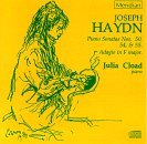 Haydn: Piano Sonatas 50, 54 & 55 by Julia Cload