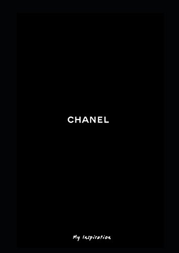 Chanel: Fashion Inspired Notebook