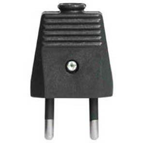 1 Stecker Eurostecker Schwarz Mit Schraubanschluss Schwarz Mit Schraubanschluss von MM