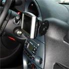 KUDA Navigationskonsole (LHD) für Ford Ka & StreetKa ab 2005 in Kunstleder schwarz