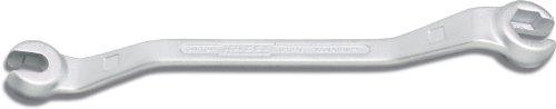 HAZET 612N-10X11 Offener Doppelringschlüssel