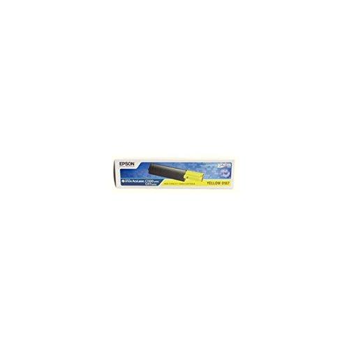 Epson 0187 High Capacity Toner, Yellow Single Pack, C13S050187 lowest price
