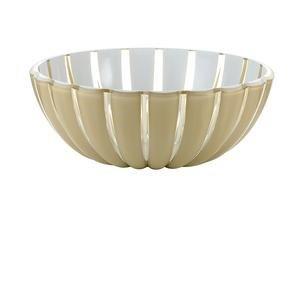 Guzzini Blanc 29692000 Grace Récipient Transparent Bol à Salade 20 cm
