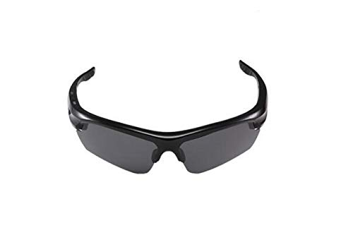BOC Kopfhörer Smart Polarisierte Sonnenbrille Stereo-Musik Drahtlose Bluetooth-Brille Kopfhörer Hörgeräte Mit Mikrofon Outdoor-Sportarten [Energieklasse A],A,Brille