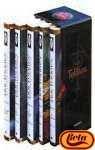 El señor de los anillos (estuche):el señor de los anillos,3 vols./elsimalillion/el hobbit (cod.493138)