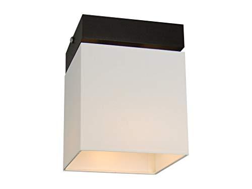 Plafoniere Per Tetto In Legno : Plafoniera illuminazione a soffitto in legno massiccio lls d