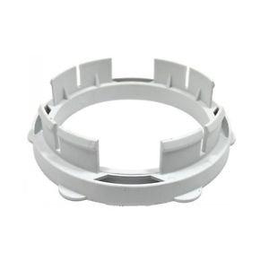 Genuine adaptador manguera ventilación secadora White