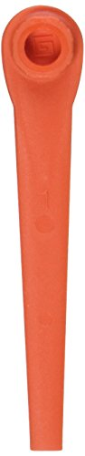 gardena rasentrimmer zubehoer GARDENA Ersatzmesser RotorCut: Ersatzmesser für Rasentrimmer und Akkutrimmer, Kunststoff-Messer, leicht auswechselbar, 20 Stück (5368-20)