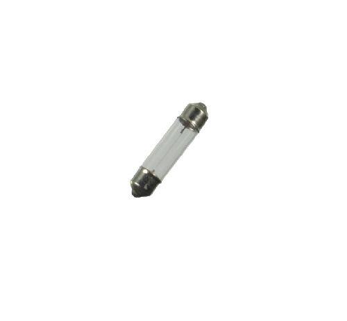 S+H Soffittenlampe 6x31 mm Sockel S5,5 24 Volt 3 Watt