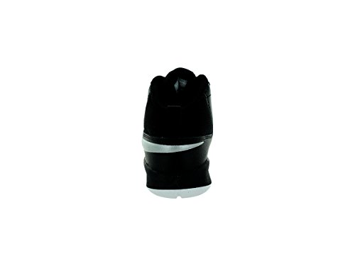 Nike Bambini squadra Hustle D 7 (ps) scarpa da basket Black/Mtllc Silver/White/Blk