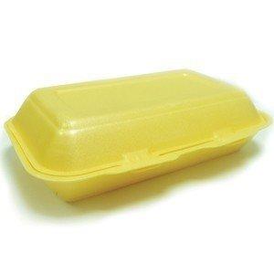 Venture Packaging Supplies 50 X Hp3 Eps Polystyrene Takeaway Hot Food Kebab Boxes