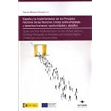 España y la implementación de los principios rectores de las Naciones Unidas sobre empresas y derechos humanos: oportunidades y desafíos (LEX)