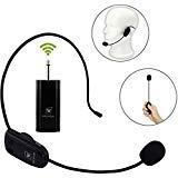 Micrófono Inalámbrico de Diadema - WinBridge UHF Recargable - WB008 Pro