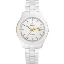 Rado r32257012–Orologio per Donna, Cinturino in ceramica colore: bianco