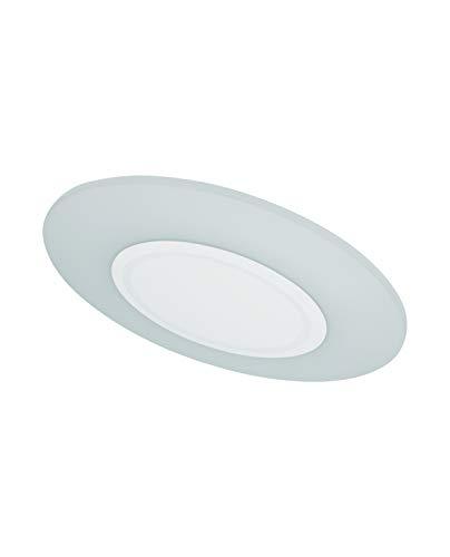 LEDVANCE Lámpara de techo o pared, 20 W, gris