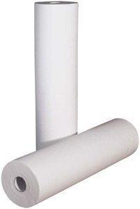 Temdex Liegenauflage 2-lagig Tissue weiß 39cmx100m 6 Rollen