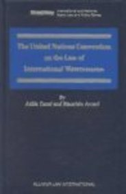 The United Nations Convention on the Law of International Watercourses:A Framework for Sharing (Icca Congress Series) by Attila Tanzi (2001-07-11)