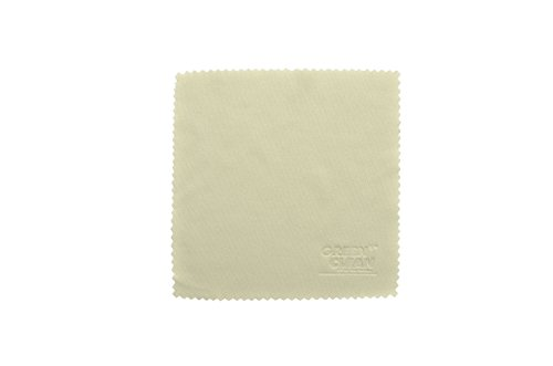 GREEN CLEAN T-1010-100 Silky Wipe, Eng Versponnenen Seidenderivat - Baumwollfäden, ohne Chemische binde - oder Bleichmittel