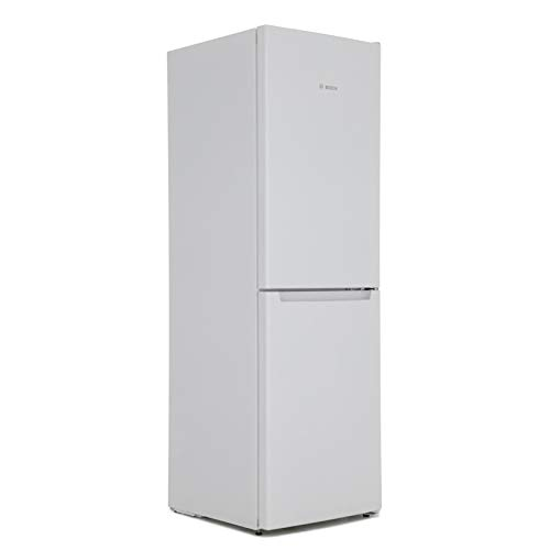 21bYOq9fPhL. SS500  - Bosch Serie 2 KGN34NW3AG Freestanding White NoFrost Fridge Freezer with A++ Energy Rating, LED Light, BigBox and SuperFreeze Function