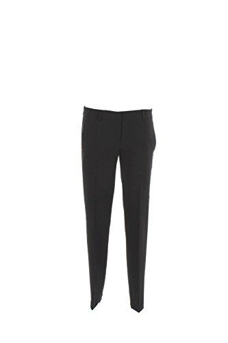 Pantalone Donna Hanita 48 Nero H.p605bu.119 Autunno Inverno 2016/17