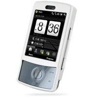 PDair Aluminium Metallgehäuse für Sprint HTC Touch Diamond (Silber), Schutz Armor Hülle Sprint Touch Diamond