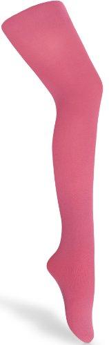 Merry Style Kinder Strumpfhose für Mädchen Microfaser 60 DEN (Altrosa, 128-134)